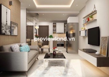 Galaxy 9 apartment for rent in District 4 at G2 Tower 2 bedrooms 69 sqm fully furnished