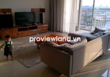 XI Riverview apartment for rent in District 2 3 bedrooms 145 sqm river view