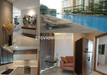 The Vista An Phu apartment for rent 3 bedrooms  block T4 142 sqm with nice river view