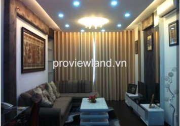 Apartment for rent in Tropic Garden 3 bedrooms 112 sqm river and pool view
