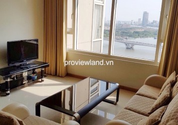 Apartment in Saigon Pearl for rent 2 bedrooms 85 sqm beautiful river view