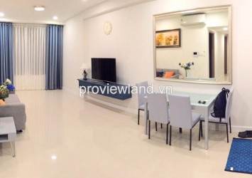 ICON 56 apartment for rent 3 bedrooms 80 sqm on high floor luxury interior