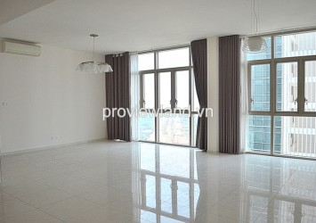 Apartment for rent The Vista 4 bedrooms 173 sqm unfurnished on high floor