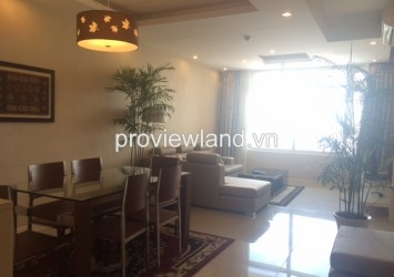 Apartment in Saigon Pearl for rent 2 bedrooms 85 sqm river view