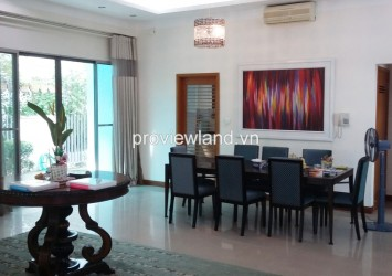 Riviera Villa for rent in District 2 5 bedrooms 300 sqm fully furnished