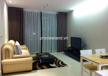 City Garden Apartment for rent 1 bedroom 72 sqm fully furnished large window