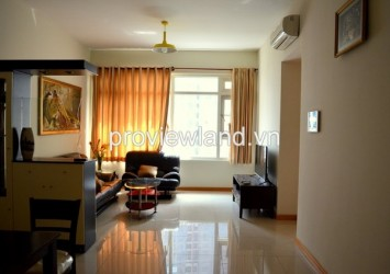 Saigon Pearl apartment for rent 2 bedroom 85 sqm at Ruby 2 full interior