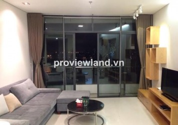 Apartment for rent in City Garden 1 bedroom 70 sqm fully furnished large window