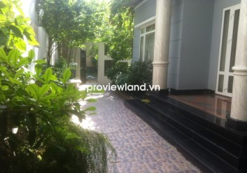 Selling villa at Thien Tue Compound District 2 300sqm 5BRs green garden
