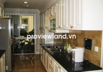 Modern and luxury Duplex apartment in Saigon Pearl for sale 500sqm 4BRs 3 floors