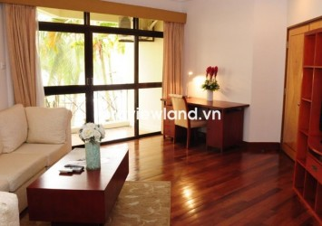 Serviced apartment for rent on Vo Truong Toan Street with many types