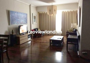 Saigon Pearl apartment for rent at Sapphire 3 bedrooms full furniture on high floor