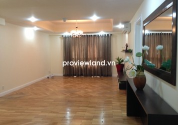 The Manor Officetel apartment for rent 3 bedrooms 140 sqm new fully furnished