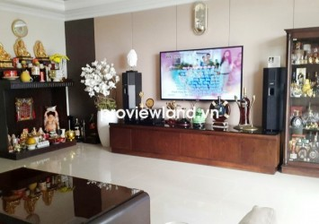 Imperia An Phu apartment for rent 184 sqm 3 bedrooms 3WCs full furnished with cozy design