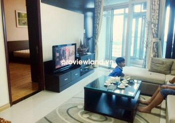 Sailing Tower apartment for rent on high floor 2 bedrooms 97 sqm full furnished luxury interior