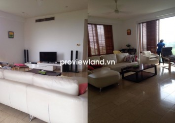 Penthouse Avalon Saigon apartment for rent 200 sqm 3 bedrooms full furnished southward