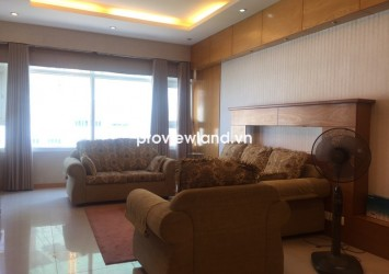 Saigon Pearl apartment for rent Ruby block 133 sqm 3 bedrooms full furnished prime location