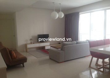 The Estella apartment for rent 148 sqm 3 bedrooms fully furnished pool view on high floor