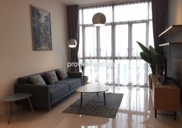The Vista apartment for rent T5 Tower with 2 bedrooms river view full furnished
