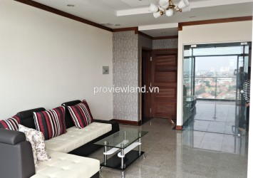 Hoang Anh Riverview apartment for rent 4 bedrooms 158 sqm