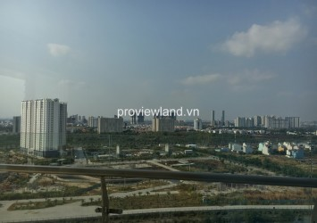 Diamond Island apartment for rent 3 bedrooms on high floor 156 sqm full furnished and amenities