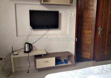 Serviced apartment for rent in Dien Bien Phu Str Binh Thanh Dist fully furnished