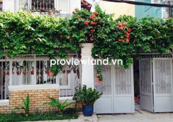 House for sale in District 2 Nguyen Van Huong Street