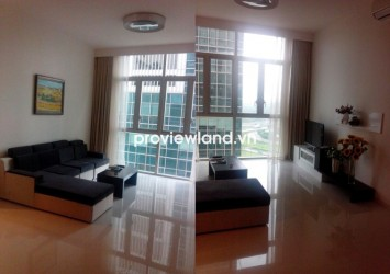 The Vista apartment for rent 101 sqm full convenient furniture with pool view