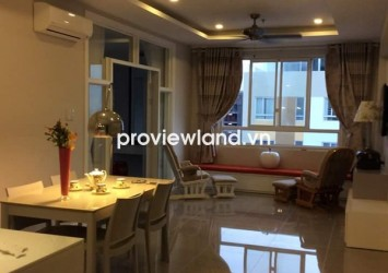 Tropic Garden apartment for sale high floor 88 sqm 3 bedrooms beautiful furniture with riverview