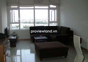 Saigon Pearl apartment for sale Ruby Tower 85 sqm 2 bedrooms full furniture riverview on high floor