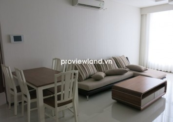 Thao Dien Pearl apartment for rent 3 bedrooms 137 sqm convenient and luxury on high floor