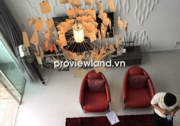 Penthouse apartment for rent in Hoang Anh Riverview 252 sqm 3 bedrooms nice decoration