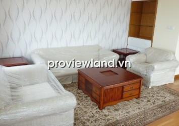 Duplex apartment for rent in River Garden 3 bedrooms 250 sqm unique design with riverview