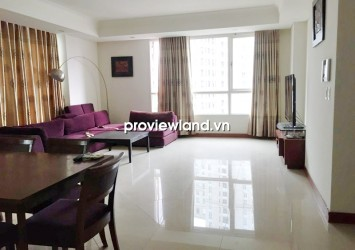 The Manor HCMC apartment for rent 157 sqm 3 bedrooms overlooking to river and District 1