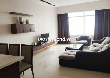 Saigon Pearl for rent in Sapphire Tower 140 sqm 3 bedrooms luxury furnished