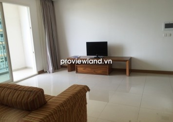 XI Riverview for rent in T1 tower 3 bedrooms 145 sqm big balcony interior wall on low floor