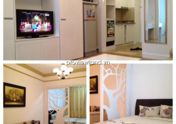 Apartment for rent in The Manor Officetel high floor 38sqm studio type with convenience
