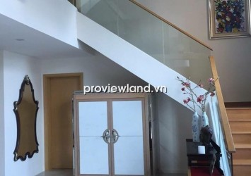 Selling Penthouse apartment in The Vista 476sqm 3 floors 5BRs nice design with luxurious