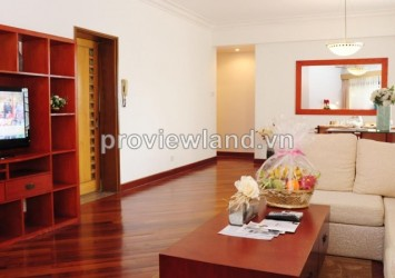 2 bedrooms serviced apartment for rent on Vo Truong Toan Street District 2