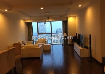 Apartment for rent in Vincom Center District 1, 3 bedrooms 157 sqm river view on high floor