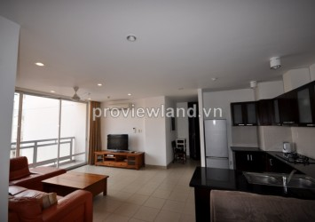 Horizon Tower apartment for rent 3 bedrooms full furniture in District 1