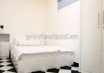 Serviced apartment for rent on Thai Van Lung Str District 1 Japanese style comforts and conveniences