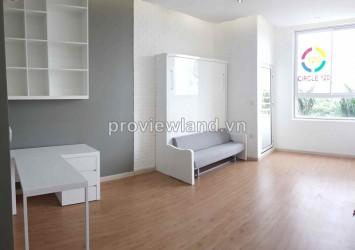 Officetel Lexington An Phu for rent or sale 33 sqm Mai Chi Tho Str view
