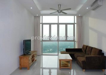 The Vista for rent 2 bedrooms 101 sqm fully furnished on high floor