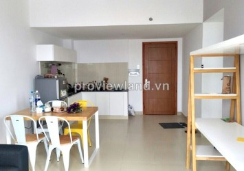 Thu Thiem Sky for rent 2 bedrooms 56 sqm have balcony fully furnished