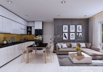 Masteri Thao Dien apartment at CT4 Tower