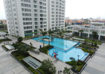 Penthouse apartment for sale at Hoang Anh Riverview 270 sqm 5 bedrooms with river view