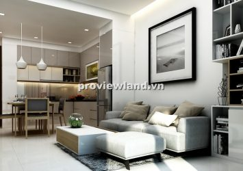 Tropic Garden apartment for rent on high floor 66 sqm 2 bedrooms full luxury furniture