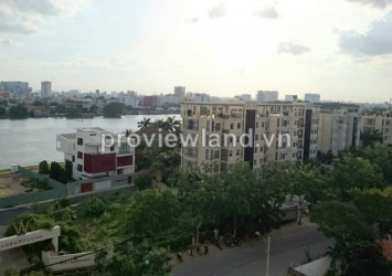 Hoang Anh Riverview apartment for sale 4 bedrooms on high floor have balcony