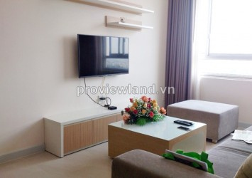 Apartment for rent in Tropic Garden 2 bedrooms 88 sqm on high floor river view